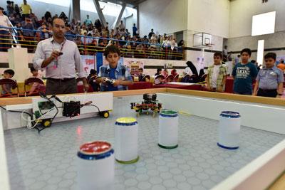 رباتهای کارخانهای