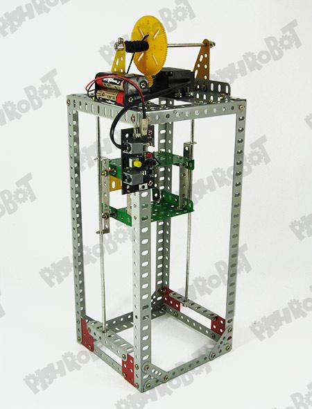 آسانسور مکانیکی