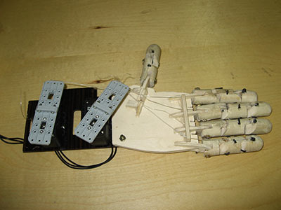 دست رباتیک