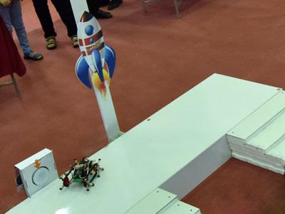 رباتهای پله نورد