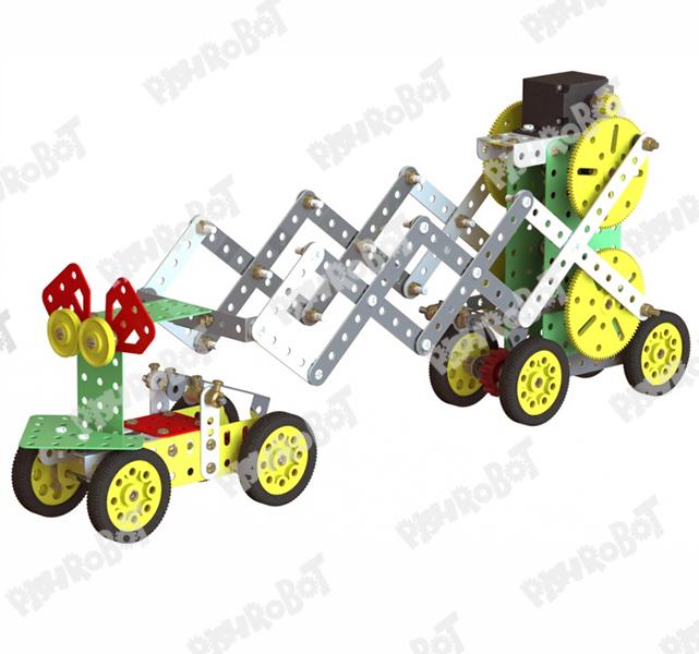 ربات کرم خاکی