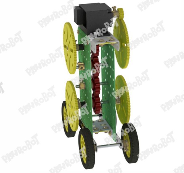 موتور گرباکس قدرتی