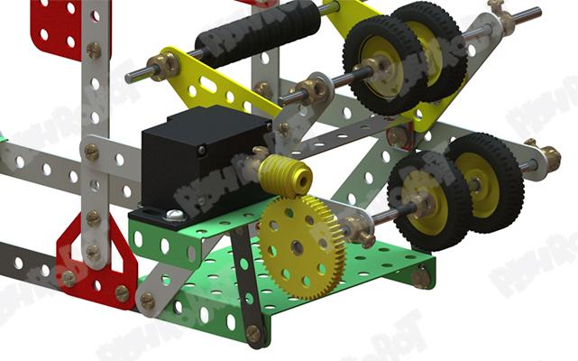 KAI seismograph DCmotor