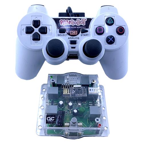 RC3 remote control