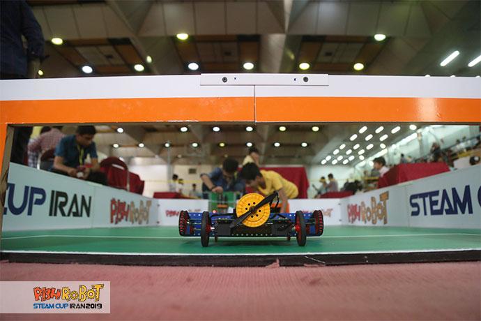 flange giant football robot 2019